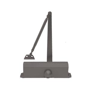 CRL PR40DU Dark Bronze Adjustable Spring Power Size 1 to 4 Surface Mount Door Closer