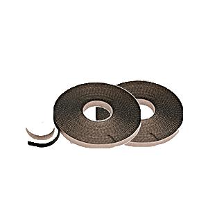 "CRL GT808 Black 1/8"" x 1/2"" 100+ Load Bearing Butyl Architectural Glazing Tape"