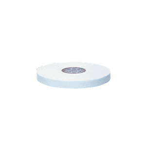 "CRL CRL213234 White 1/32"" x 3/4"" All-Purpose Foam Mounting Tape"