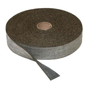 """CRL 820 3/32"""" Tuff-Pak Cork and Rubber Glass Setting Tape"""