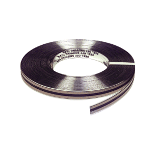 "CRL PRT490CH Chrome 1"" Plastic Reflective Tape"