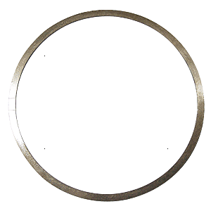 """CRL DTS1BLD 10"""" Double-Sided Diamond Ring Blade for DTS1XT Table Saw"""