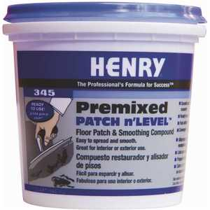 HENRY 12063 345 1 Qt. Pre-Mixed Patch and Level - pack of 6