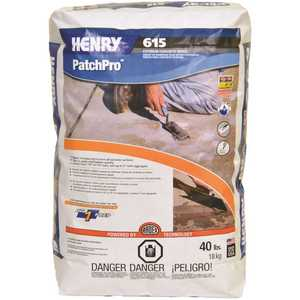 HENRY 16361 40 lbs. 615 PatchPro Concrete Patch