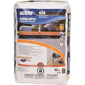 Henry 16362 40 lbs. 625 RestorePro Concrete Repair Resufacer