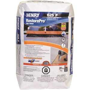 Henry 16363 20 lbs. 625 RestorePro Fine Concrete Resurfacer