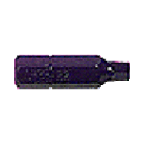 "CRL 9502 1/8"" Size Square Insert Bit"