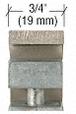 CRL 1050 Offset Glass Pliers