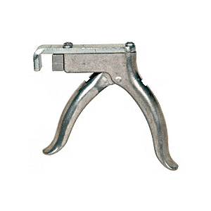 Offset Glass Pliers