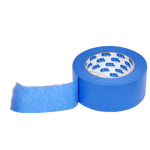"Blue 2"" Windshield and Trim Securing Tape"