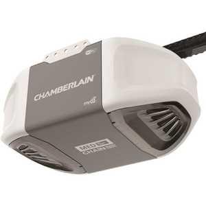 Chamberlain C450 1/2 HP AC Chain Drive Smart Garage Door Opener with Medium Lifting Power