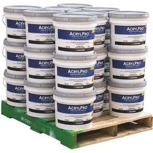Custom Building Products ARL40003-24 AcrylPro 3-1/2 Gal. Ceramic Tile Adhesive (24 buckets/ pallet)