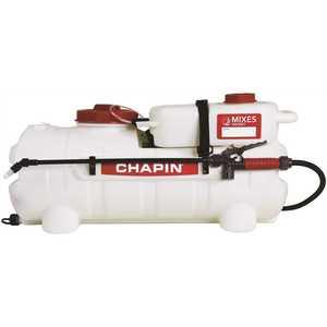 Chapin International 97361 15 Gal. ATV Mixes on Exit Clean Tank Sprayer