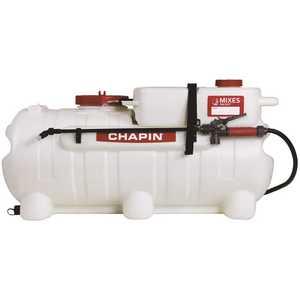 Chapin International 97561 25 Gal. ATV Mixes on Exit Clean Tank Sprayer
