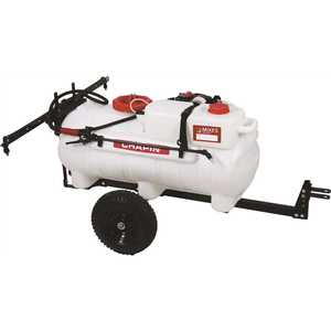 Chapin International 97761 25 Gal. Mixes On Exit Tow Behind Sprayer