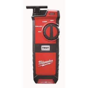 Milwaukee 2210-20 Fluorescent Lighting Digital Tester