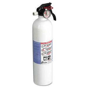 Kidde KID21005753N Residential Series Kitchen Fire Extinguisher, 2.9lb, 10-B:C