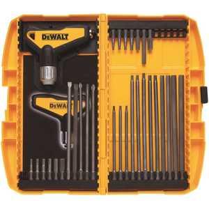 DEWALT DWHT70265 DEWALT Ratcheting T-Handle Set