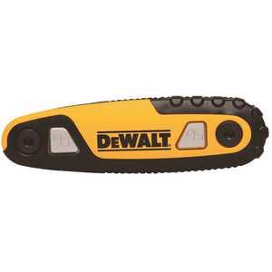 DEWALT DWHT70262M SAE Locking Hex Key Set