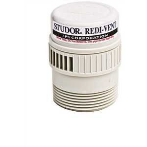 IPS Corporation 20346 Redi-Vent 1-1/2 in. - 2 in. PVC Air Admittance Valve Adapter