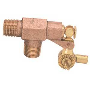 Proplus 192011 3/4 in. MIP Thread Out Float Valve