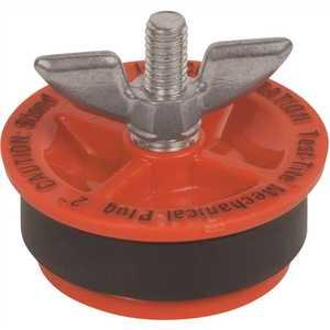 IPS Corporation 83593 3 in. Plastic Twist-Tite Mechanical Wingnut Test Plug