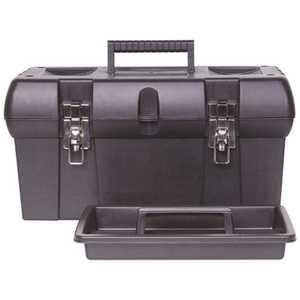 Stanley STST19005 19 in. Tool Box Black