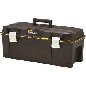 Stanley 028001L 28 in. 9.2 Gallon Mobile Tool Box