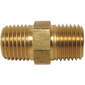 Sioux Chief 930-611601 3/8 in. Lead-Free Brass Hex Nipple