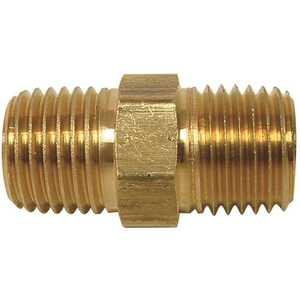 3/8 in. Lead-Free Brass Hex Nipple