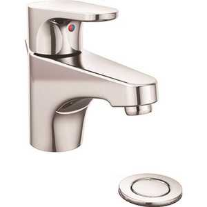 Cleveland Faucet Group 46100 Edgestone Single Hole Single Handle Bathroom Faucet with Drain Assembly in Chrome