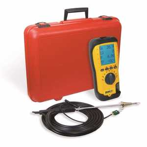 UEI TEST INSTRUMENTS C157-N Eagle X Xtended Life Combustion Analyzer with No1 Nist Calibrated