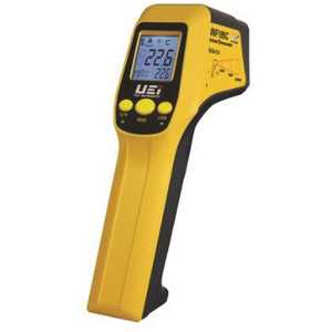 UEI TEST INSTRUMENTS INF195C-N 12:1 INFRARED THERMOMETER W/K-TYPE INPUT