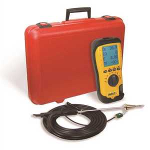 UEI TEST INSTRUMENTS C155-N Eagle X Xtended Life Combustion Analyzer Nist Calibrated