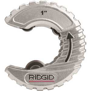 RIDGID 57013 1 in. C-Style Copper Tubing Cutter