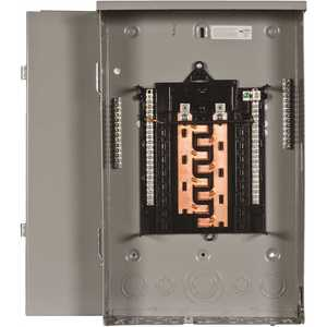 Siemens PW1624L1125CU PL Series 125 Amp 16-Space 24-Circuit Main Lug Outdoor Load Center