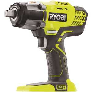 RYOBI P261 18-Volt ONE+ Cordless 3-Speed 1/2 in. Impact Wrench (Tool-Only) Green