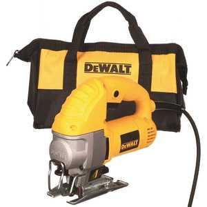 DEWALT DW317K 5.5 Amp Corded Jig Saw Kit