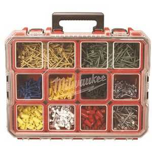 Milwaukee 48-22-8030 Packout 10-Compartment Small Parts Organizer