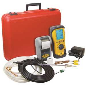 UEI TEST INSTRUMENTS C155KIT-N Eagle X Xtended Life Combustion Analyzer Kit NIST Calibrated