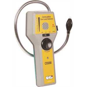 UEI TEST INSTRUMENTS CD200-N Combustible Gas Leak Detector Nist Calibrated