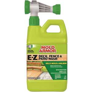 WM BARR FG51264 64 oz. E-Z Deck and Fence Wash