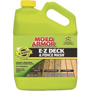 WM BARR FG505 1 gal. E-Z Deck and Fence Wash