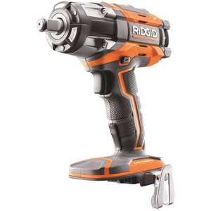 RIDGID R86011B RIDGID 18-Volt OCTANE Cordless Brushless 1/2 in. Impact Wrench (Tool Only) with Belt Clip