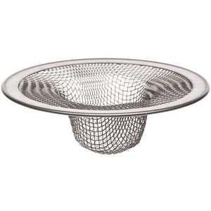 Danco, Inc 88821 2-3/4 in. Mesh Tub Strainer in Stainless Steel