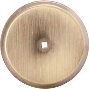 Anvil Mark 2491926 2-3/4 in. Antique Brass Backplate - pack of 5