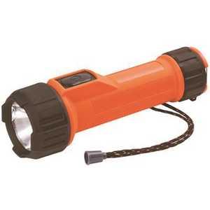 Energizer MS2DLED Intrinsically Safe 2D LED Flashlight in Orange and Black
