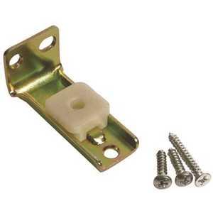 National Brand Alternative 559514 TOP PIVOT BRACKET FOR BI-FOLD CLOSET DOOR, 7/32 IN. W X 3-3/4 IN. L X 3/8 IN. D