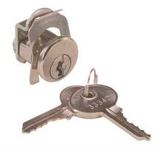 National Brand Alternative 808215 Zinc Alloy Mailbox Lock