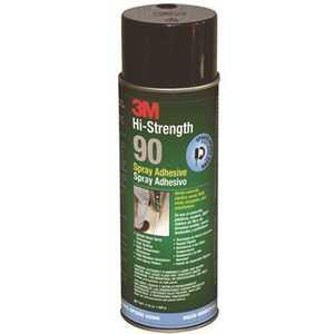 3M 90 24 Oz. Hi-Strength 90 Spray Adhesive Low Voc, Can